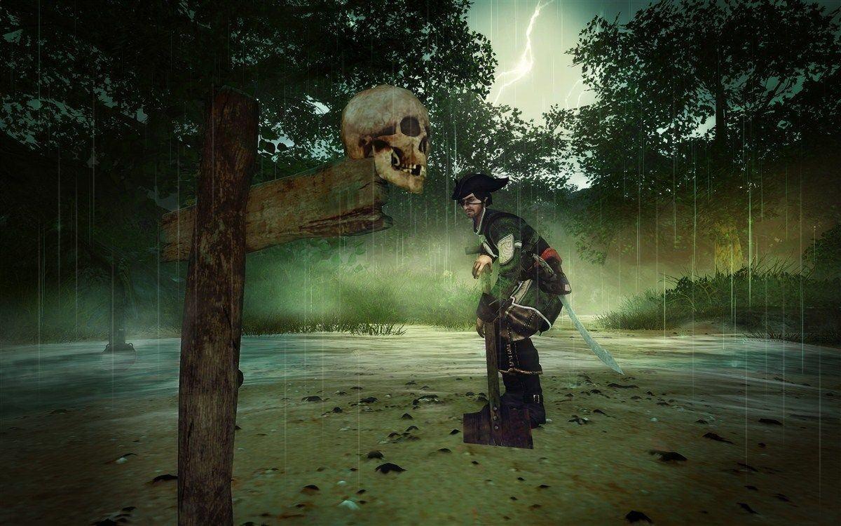 BUY Risen 2: Dark Waters Steam CD KEY