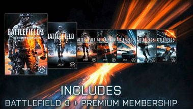 BUY Battlefield 3 Premium Edition Origin CD KEY