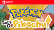 BUY Pokémon: Let's Go, Pikachu! (Nintendo Switch) Nintendo Switch CD KEY