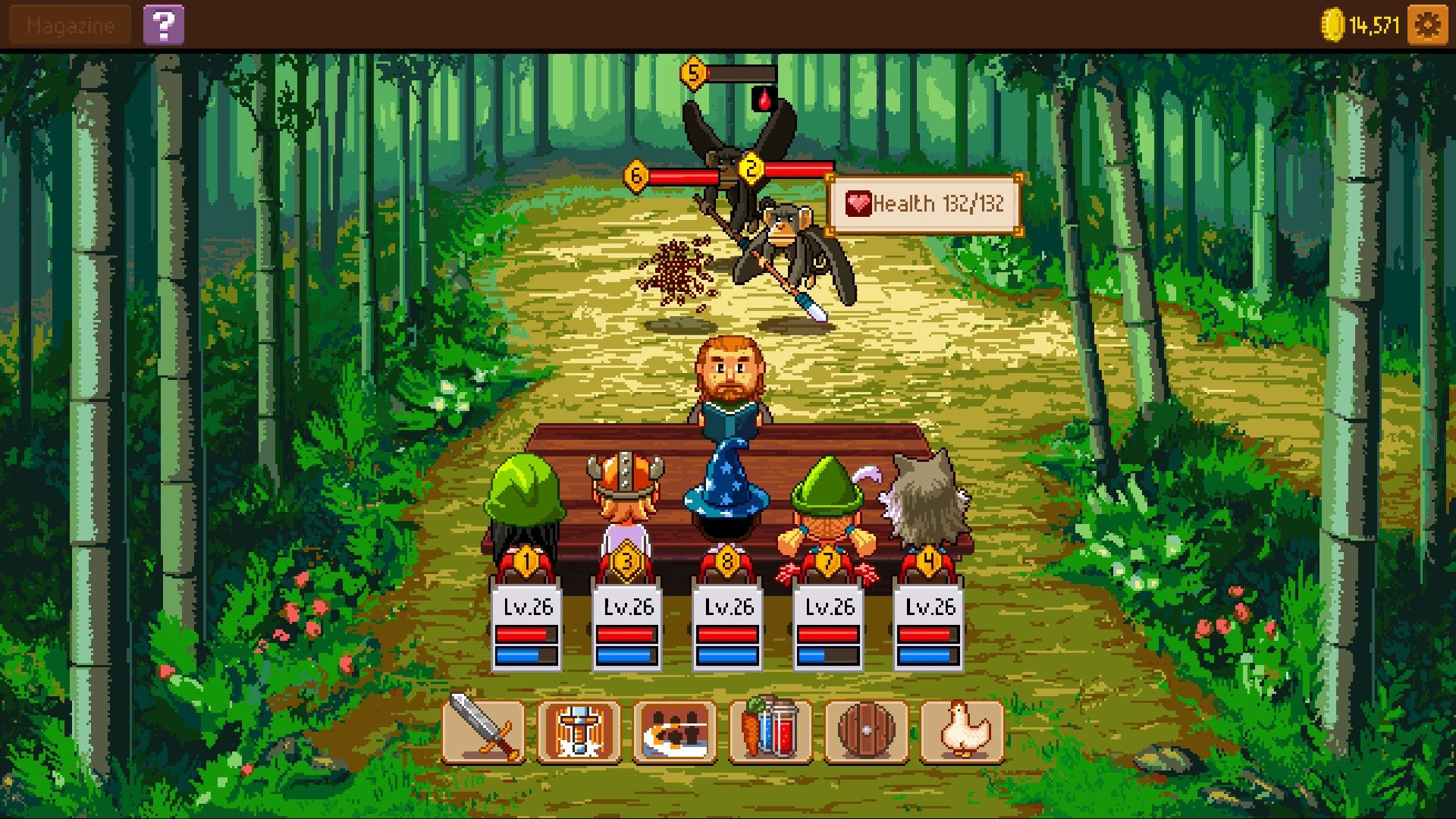 Knights of Pen and Paper 2 - Deluxiest Edition - Steam CD