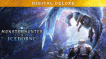 BUY Monster Hunter World: Iceborne Digital Deluxe Steam CD KEY