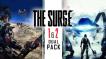 BUY The Surge 1 & 2 Dual Pack Steam CD KEY