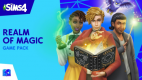 The Sims 4 Magiens rige (Realm of Magic)