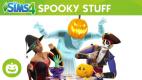 The Sims 4 Hjemsøgt Indhold (Spooky Stuff Pack)