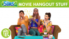 The Sims 4 Filmelskerindhold (Movie Hangout Stuff)