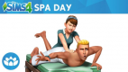 The Sims 4 Spa-dag (Spa Day)