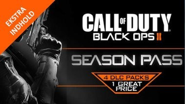 Call of Duty: Black Ops II (2) Season Pass