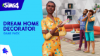 The Sims 4 Drømmehjem (Dream Home Decorator)