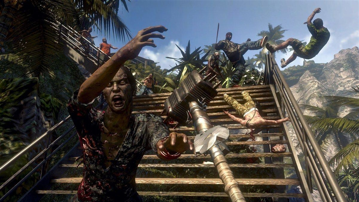 BUY Dead Island: Ryder White DLC Steam CD KEY