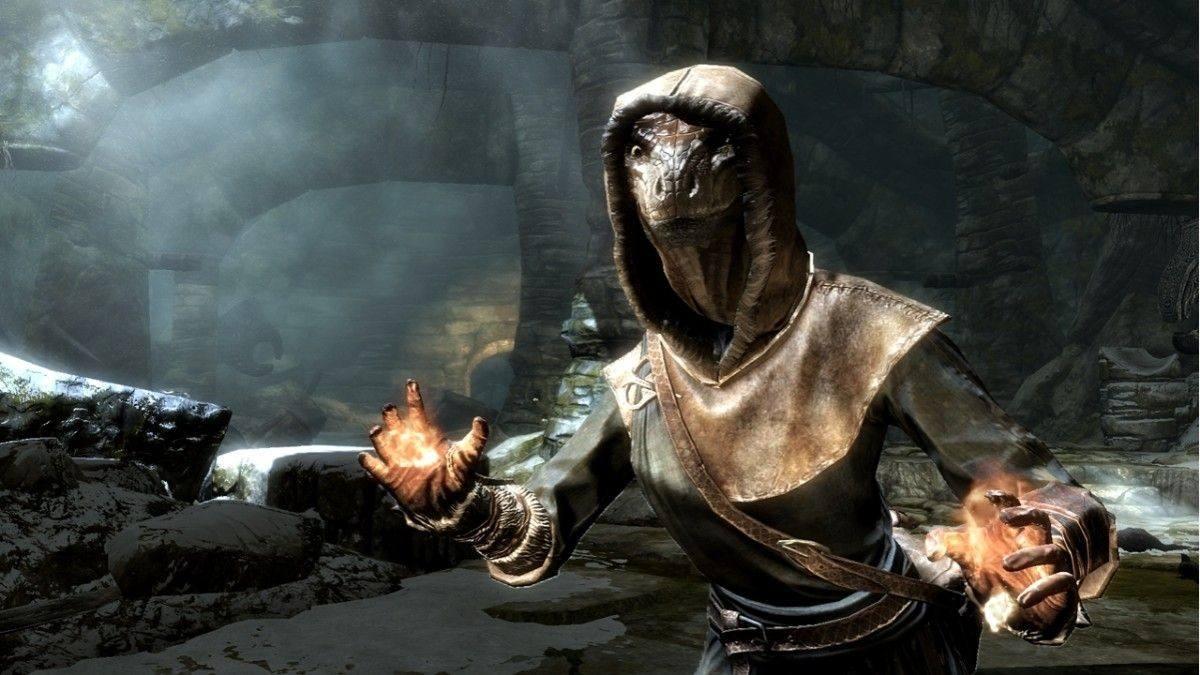 BUY The Elder Scrolls V: Skyrim Steam CD KEY