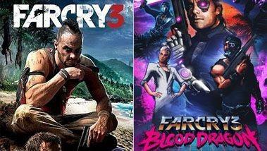 BUY Far Cry 3 + Far Cry 3: Blood Dragon Uplay CD KEY