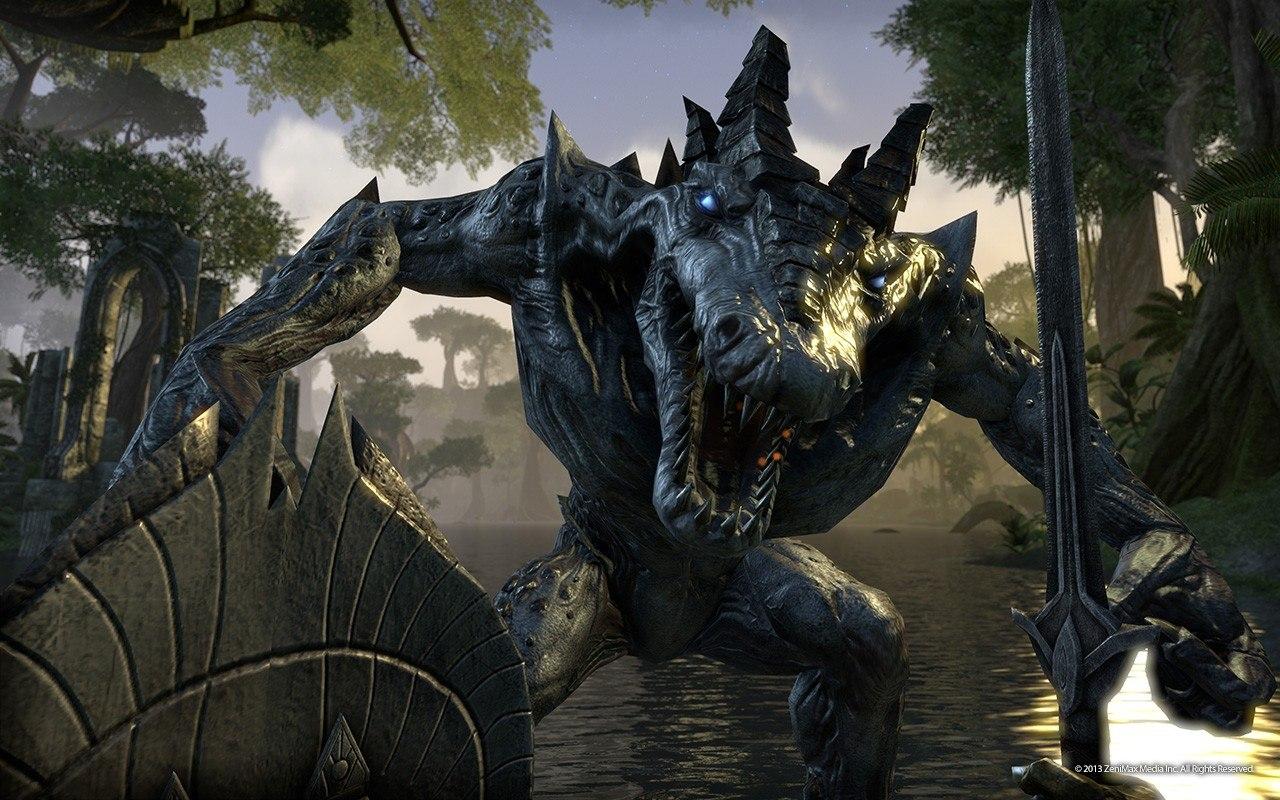 BUY The Elder Scrolls Online: Tamriel Unlimited Elder Scrolls Online CD KEY