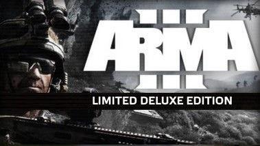 BUY Arma 3 - Digital Deluxe Edition Steam CD KEY