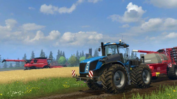 BUY Farming Simulator 2015 Steam CD KEY