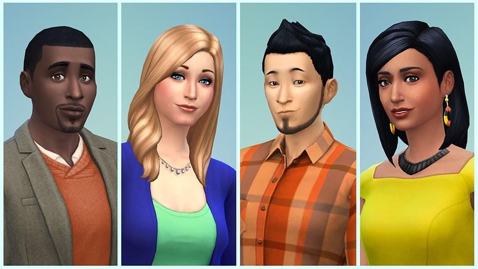 BUY The Sims 4 Origin CD KEY
