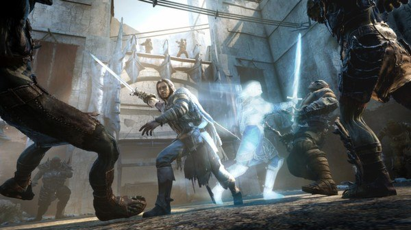 BUY Middle-earth: Shadow of Mordor Game of the Year Edition Steam CD KEY