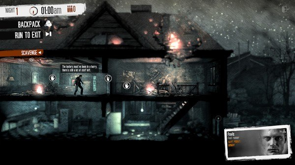 BUY This War of Mine Steam CD KEY