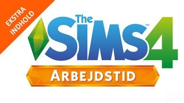 The Sims 4 Arbejdstid (Get To Work)