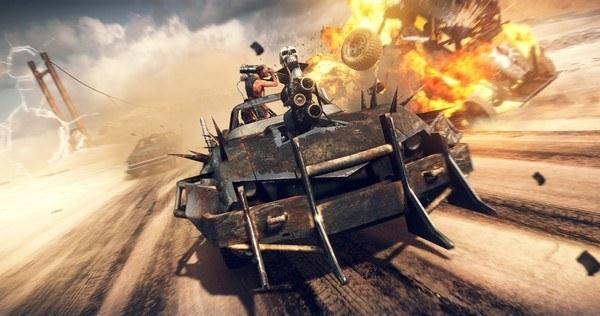 BUY Mad Max Steam CD KEY