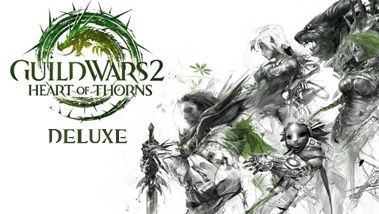 BUY Guild Wars 2 Heart of Thorns Deluxe NCsoft CD KEY