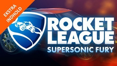 Rocket League - Supersonic Fury DLC