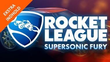Rocket League - Supersonic Fury DLC