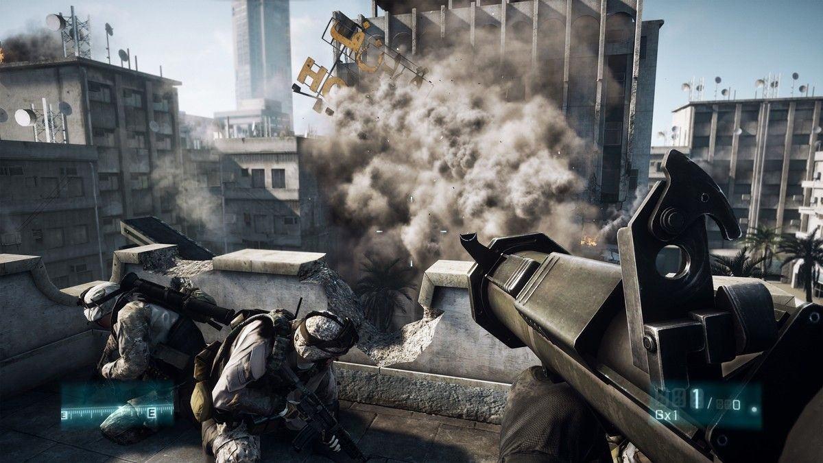 BUY Battlefield 3 Back To Karkand Origin CD KEY