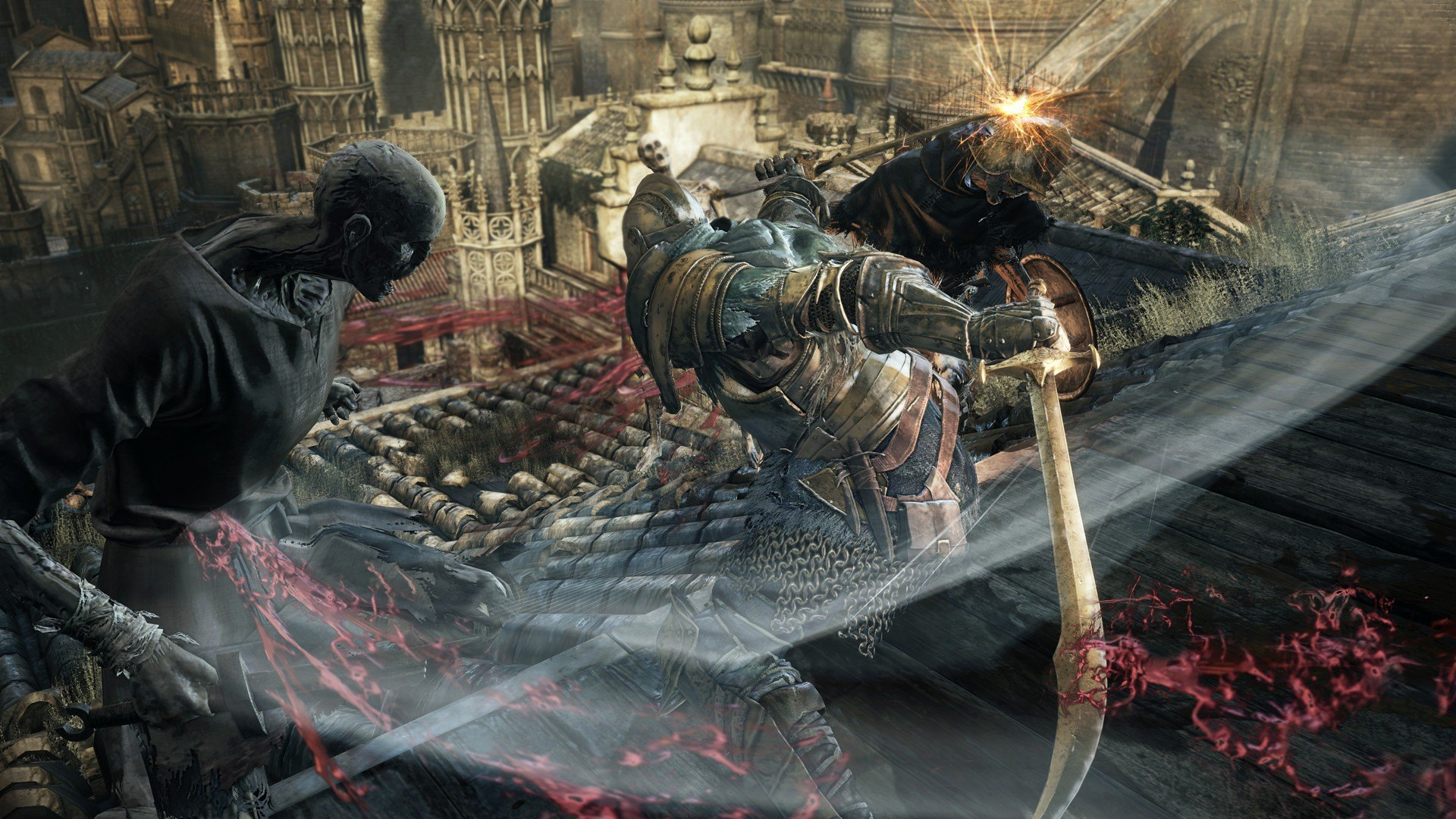 BUY Dark Souls 3 Steam CD KEY
