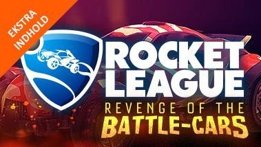 Rocket League - Revenge of the Battle-Cars