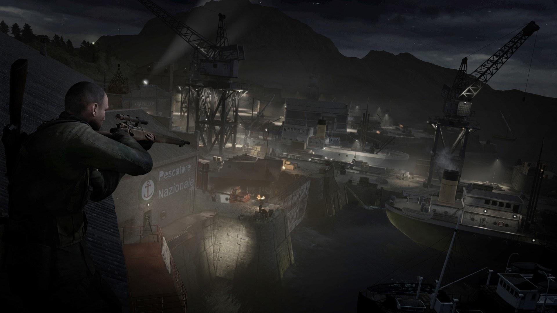 BUY Sniper Elite 4 Steam CD KEY