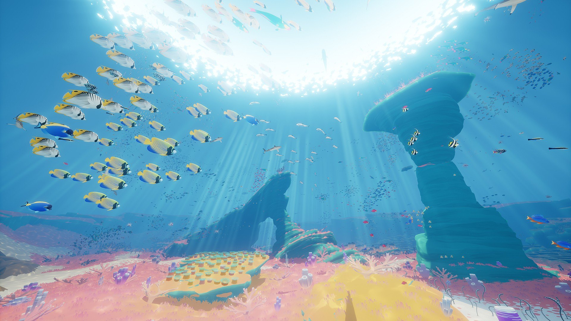 BUY ABZU Steam CD KEY