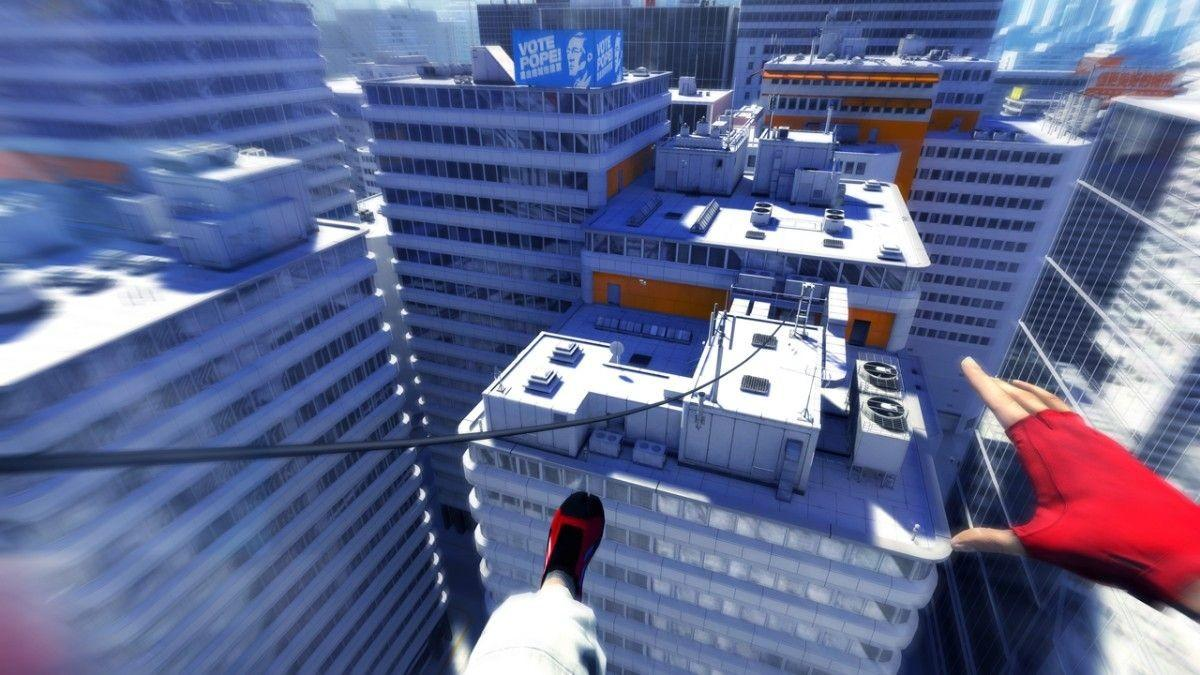 BUY Mirror's Edge Origin CD KEY