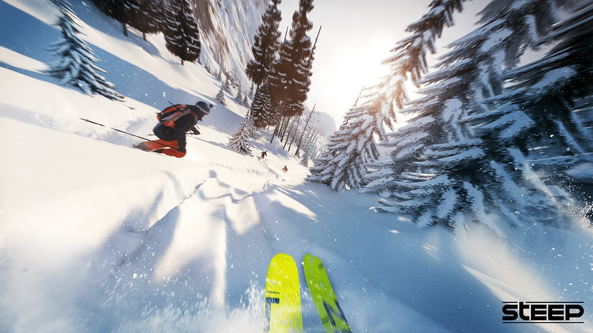 BUY Steep Uplay CD KEY