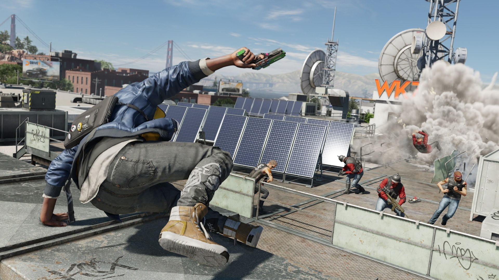 BUY Watch_Dogs 2 Gold Edition Uplay CD KEY