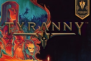 BUY Tyranny - Overlord Edition Steam CD KEY
