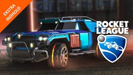 Rocket League - Marauder