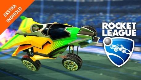 Rocket League - Aftershock