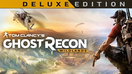BUY Tom Clancy's Ghost Recon Wildlands - Deluxe Edition Uplay CD KEY