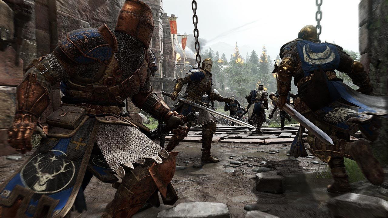BUY For Honor - Deluxe Edition Uplay CD KEY