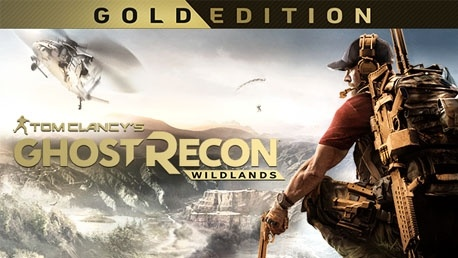 BUY Tom Clancy's Ghost Recon Wildlands - Gold Edition Uplay CD KEY