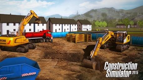 Construction Simulator 2015 (PC/MAC)