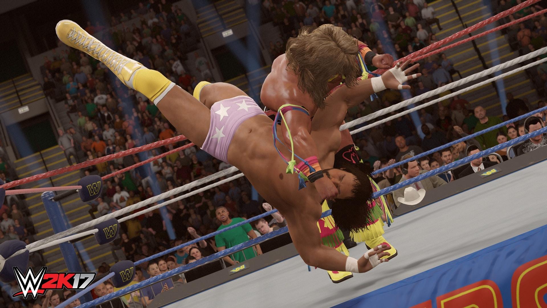 BUY WWE 2K17 Steam CD KEY