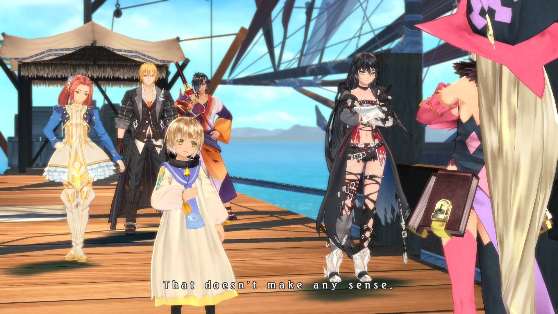 BUY Tales of Berseria Steam CD KEY
