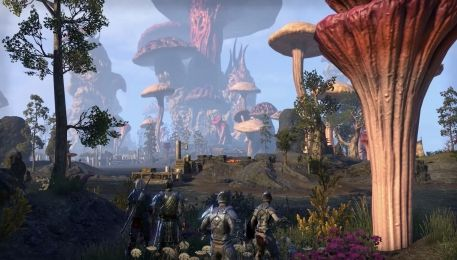 BUY The Elder Scrolls Online - Morrowind Upgrade Elder Scrolls Online CD KEY