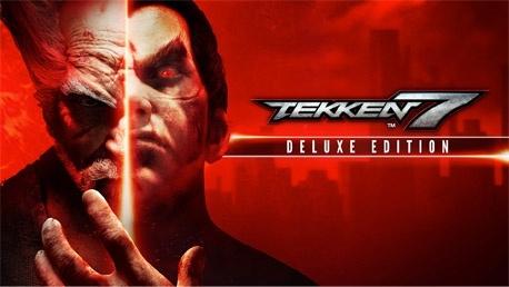BUY TEKKEN 7 Deluxe Edition Steam CD KEY