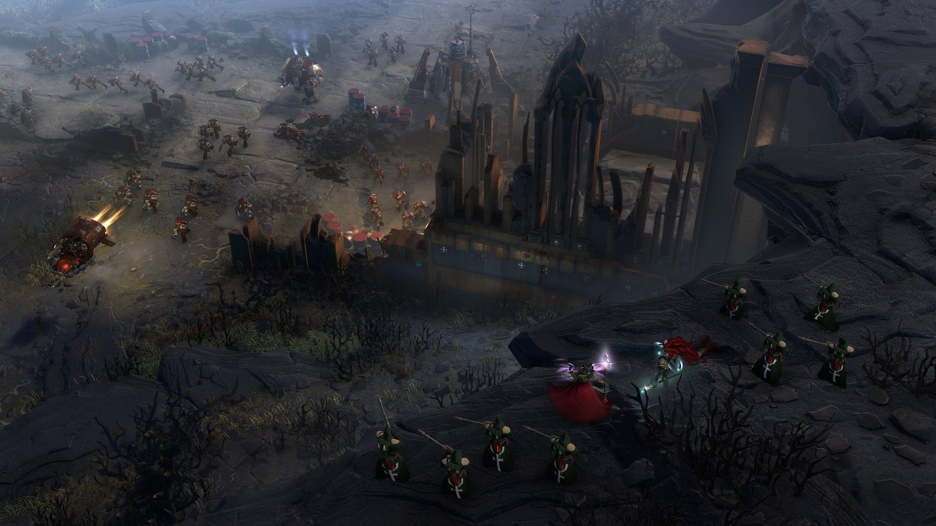 BUY Warhammer 40,000: Dawn of War III Steam CD KEY