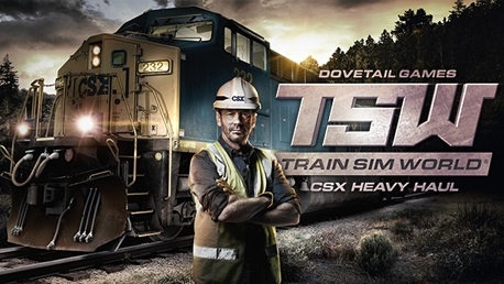 BUY Train Sim World: CSX Heavy Haul Steam CD KEY