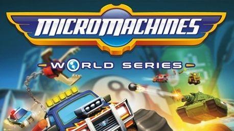 BUY Micro Machines World Series Steam CD KEY