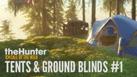 the Hunter: Call of the Wild - Tents & Ground Blinds