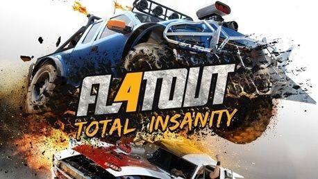 BUY FlatOut 4: Total Insanity Steam CD KEY